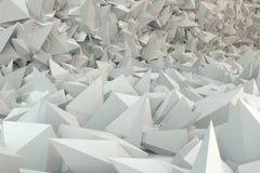 3d abstrakta tło Fotografia Stock