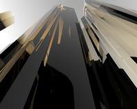 3d abstrato Foto de Stock