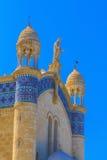 D'Afrique de Notre Dame de basilique Photographie stock libre de droits