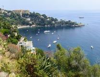 D'Ail крышки (Cote d'Azur) Стоковое Изображение RF