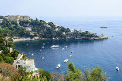 D'Ail del cappuccio (Cote d'Azur) Fotografia Stock Libera da Diritti