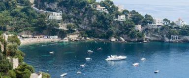 D'Ail del cappuccio (Cote d'Azur) Immagine Stock Libera da Diritti