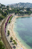 D'Ail del cappuccio (Cote d'Azur) Immagini Stock