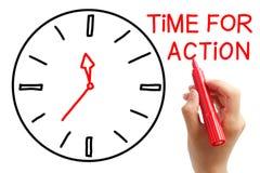 3d akci tła wizerunek odizolowywał stopwatch czas biel Fotografia Royalty Free