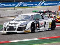 ‰ d'Alain FERTÃ de conducteur Team Simpson Motorsport Photos stock