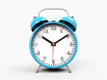 3d alarm clock. Illustration of 3d alarm clock Stock Images