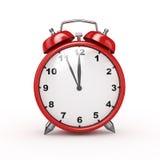 3d Alarm Clock  -. This Alarm Clock is 3d work Stock Photos