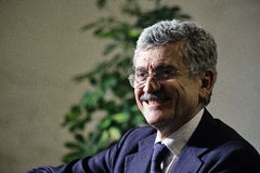 D'Alema Stock Photo