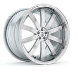 3d Alloy. 3d wheels  in the background Stock Photos
