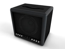 3d amplifier Royalty Free Stock Photography
