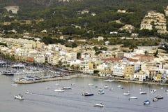 d'Andratx portuario Imagenes de archivo