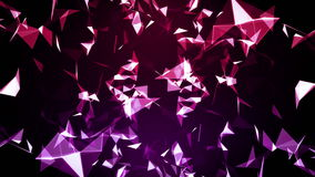3d animation abstract 4k background vector illustration