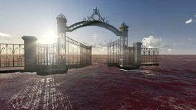 animation of Gate To Heaven