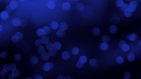 Blue lighting background stock video footage