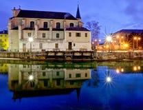 d'Annecy του Άγιος-Pierre Cathédrale, Γαλλία Στοκ Εικόνα