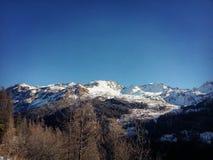 D'Aosta Valle стоковое изображение