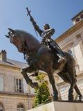 d'Arc di Jeanne Fotografia Stock