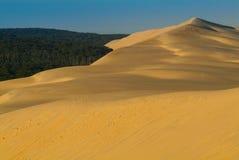 D'Arcachon de Dune du Pilat-Bassin Images stock