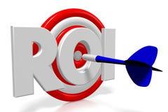 3D arremessa a ilustração - ROI Fotos de Stock Royalty Free