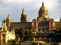 d'Art Catalunya de Museu   Fotografia de Stock