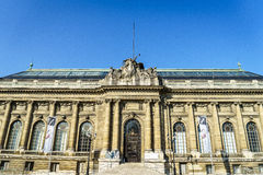D'Art e d'Histoire de Musée em Genebra Fotos de Stock