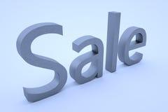 3D assinam dentro o movimento Rendição 3D agradável Imagens de Stock Royalty Free