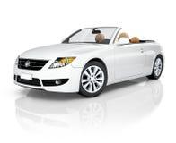 3D Auto Stock Afbeeldingen