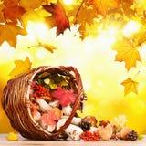 D'automne toujours durée Images libres de droits