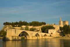 d'Avignon de Pont Photographie stock libre de droits