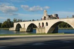 d'Avignon de Pont Imágenes de archivo libres de regalías