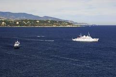 d'Azur da costa Imagem de Stock