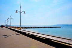 d'Azur del Cote Fotografia Stock