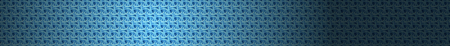 3d background of a blue mesh structure. Background of a blue 3d mesh structure in multiple layers Royalty Free Stock Image
