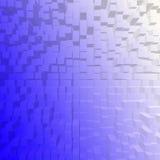 3D background image color. 3D block  background imageof gradient color Stock Photo