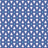 3D background with triangles. Texture or background made up of triangles of different colors. Vector illustrations Royalty Free Stock Images