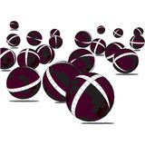 3D Ball stock images