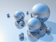 3D Ballen Stock Afbeeldingen