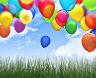 3d balloon Royalty Free Stock Photography