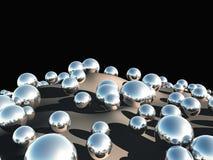 3d balls Στοκ Εικόνες
