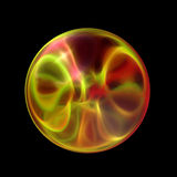 3D Balls. Abstract background of 3d ball Royalty Free Stock Photo