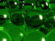 3D Balls Stock Image