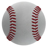 3D Baseball Ball Royalty Free Stock Photography