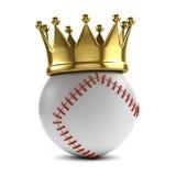 3d Baseball champion Stock Photo