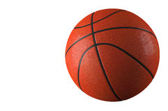 3d Basket ball. 3d rendering Basket ball isolated Stock Photo