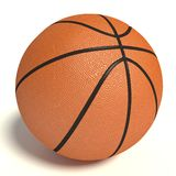 3d Basketball. 3d Illustration of a Basketball Stock Photo