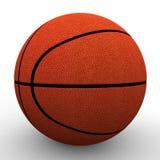 3d beeld De bal van het basketbal Stock Foto's