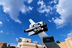3-D BEGEINDIGER Stock Foto