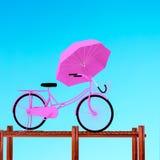 3d bicycle. Stock Photo