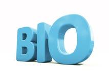 3d bio Images stock