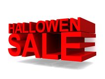 Halloween sale illustration vector illustration